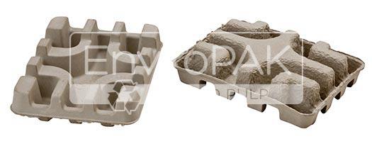 EnviroPAK molded pulp