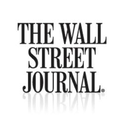 Logo property of the Wall Street Journal