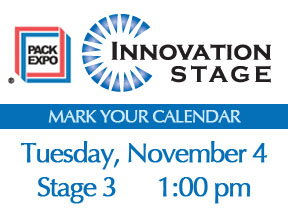 EnviroPAK at Pack Expo Tuesday, November 4, 2014
