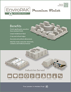 EnviroPAK Premium Finish brochure