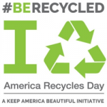 Logo Property of America Recycles Day